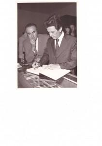 3. Gastone Andrian  nel 1973 coniEnrico Berlinguer